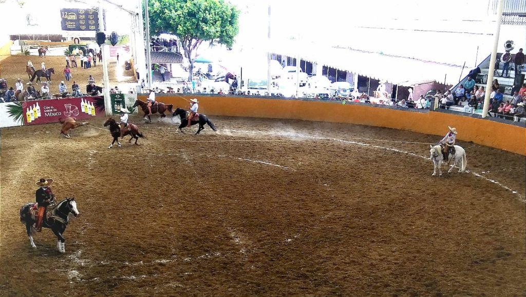 Rancho Las Cuatas implacables