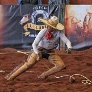 Con fuerza derribó Jaime Michel sus tres manganas a pie para Tres Regalos