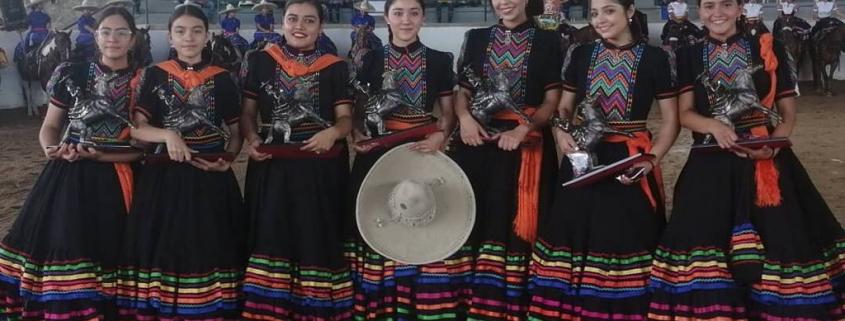 Escaramuza Charra Chiapas 2021