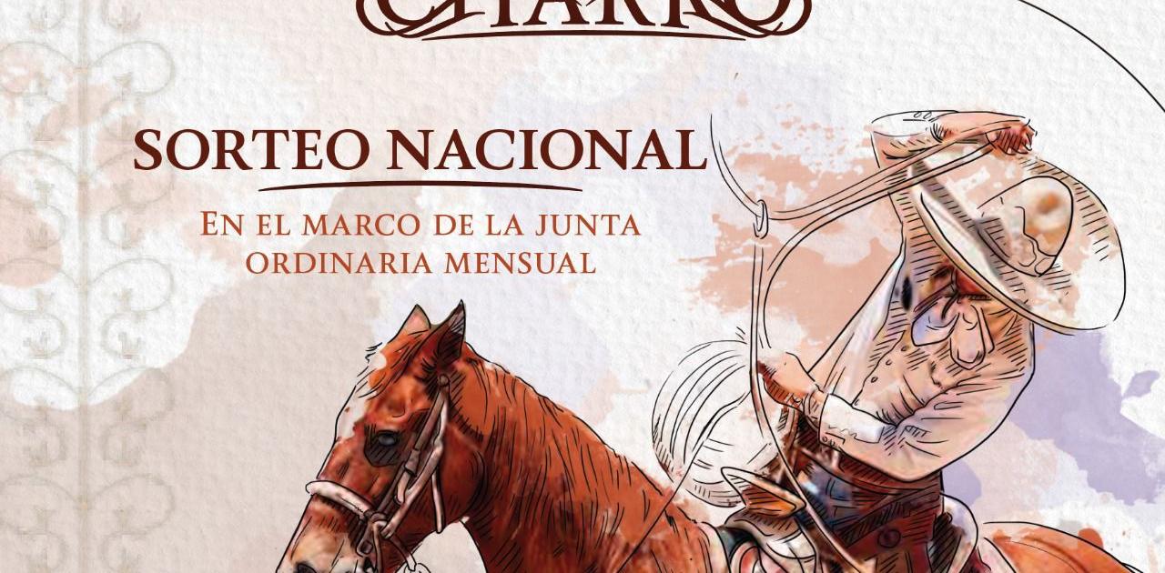 Sorteo Nacional Charro Aguascalienes