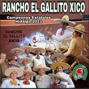 Gallito Xico Campeones Estatales Hidalgo 2021Gallito Xico Campeones Estatales Hidalgo 2021