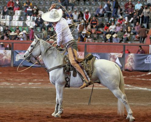 La actuación de Rancho El Cócono de Morelos dejó un grato sabor de boca en Pachuca
