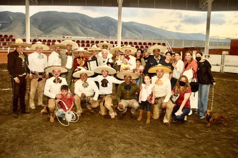Premio Charro de Saltillo Campeones Estatales 2021