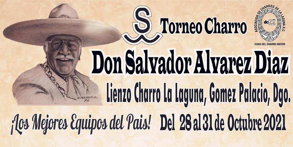 Banner Torneo Salvador Alvarez Díaz