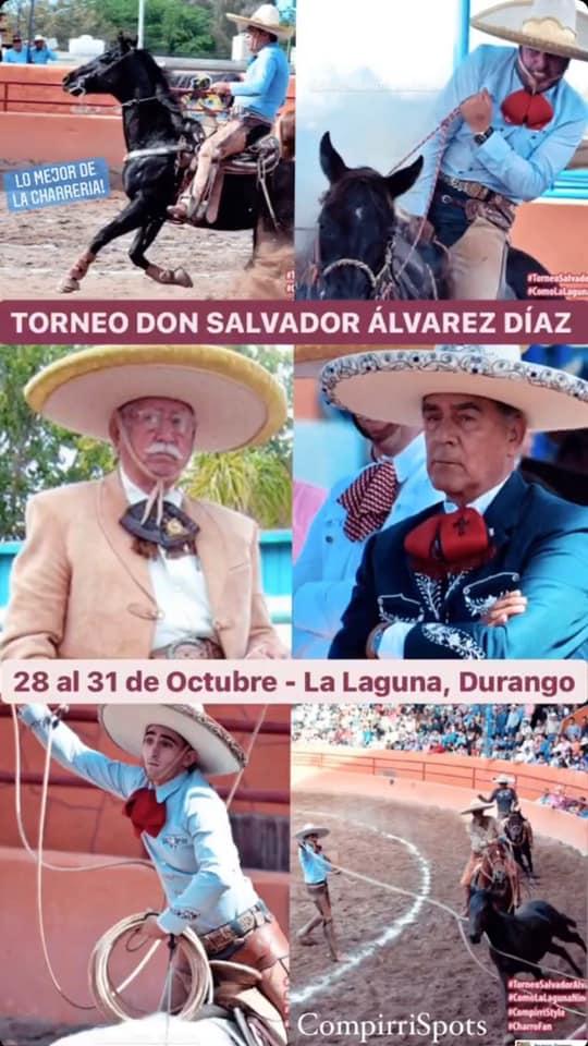 Promocional Torneo Don Salvador Alvarez Díaz 2021