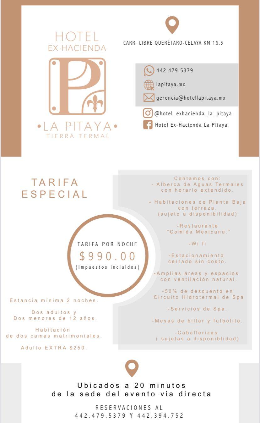 Pitayo Hotel Ex Hacienda