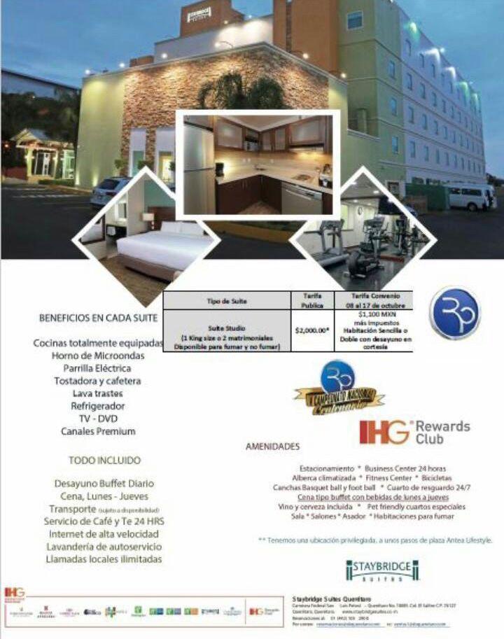 Pitayo Hoteles IHG