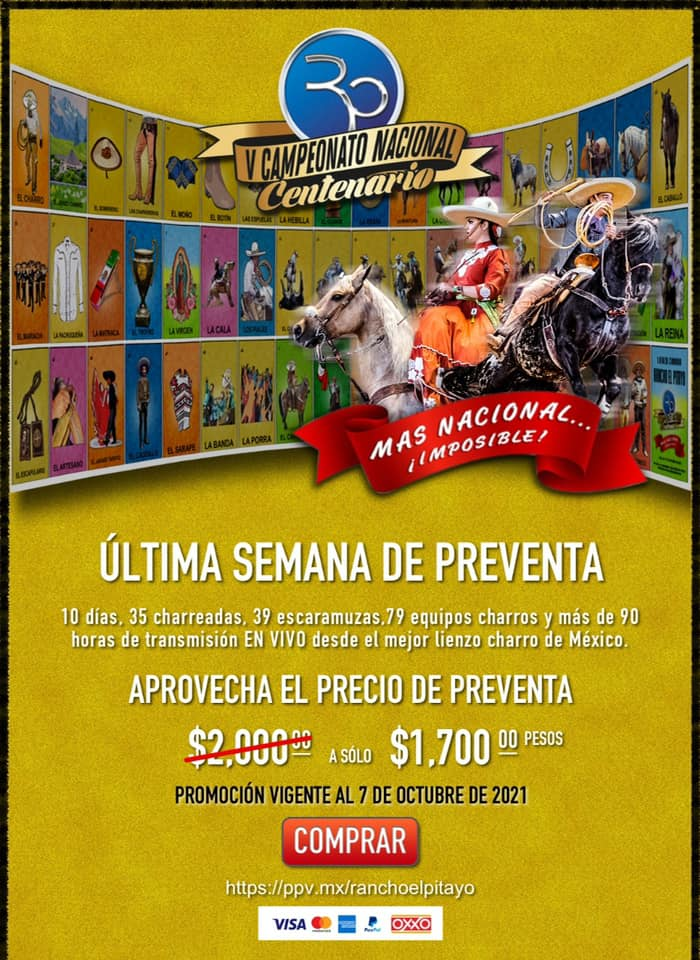 Promo El Pitayo
