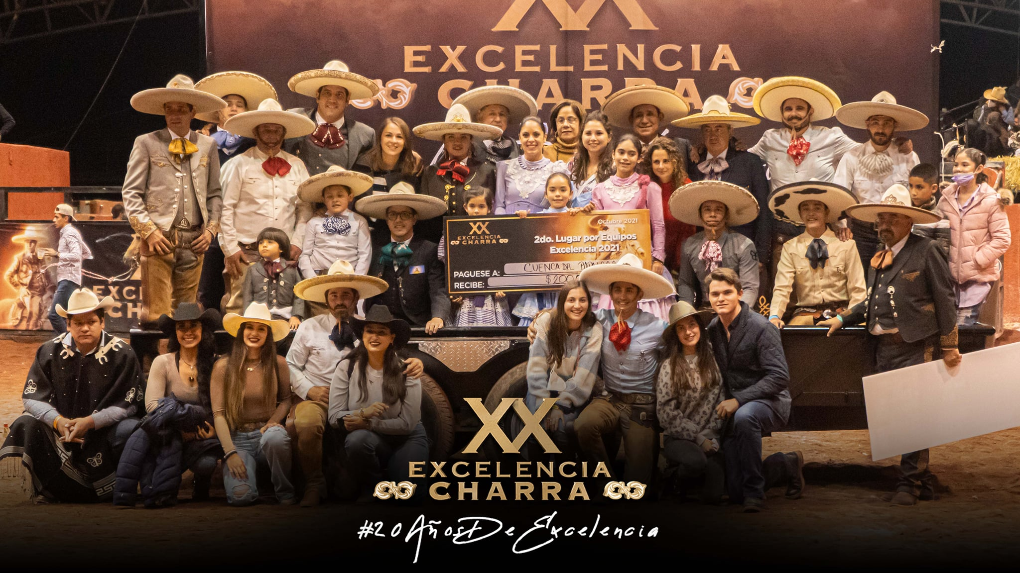 Subcampeones de Excelencia Cuenca del Papaloapan de Oaxaca